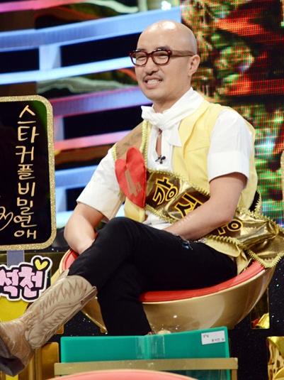 韓国芸能人・俳優ホン・ソクチョンさんのSAGAWAFUJII