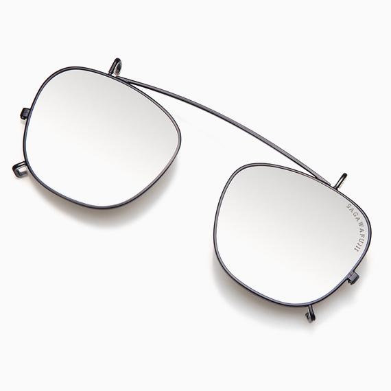 MATO Clip-On black silver (m)