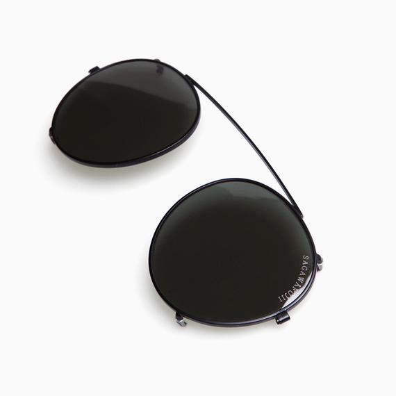 KURO/YONA Clip-On black green