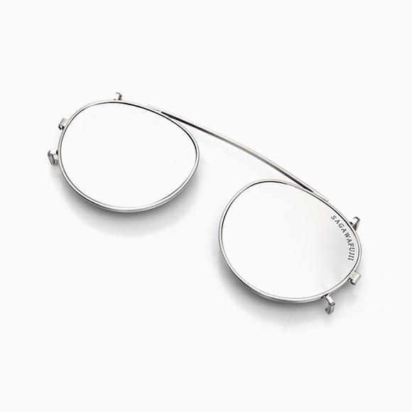 NOBU/YOSHI Clip-On silver silver (m)