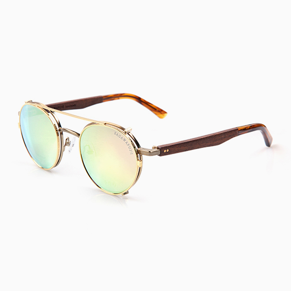 KURO gold & Clip-On gold pink (m)