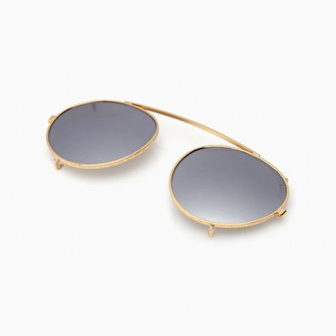 KURO/YONA Clip-On gold black (m)