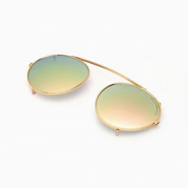 KURO/YONA Clip-On gold pink (m)