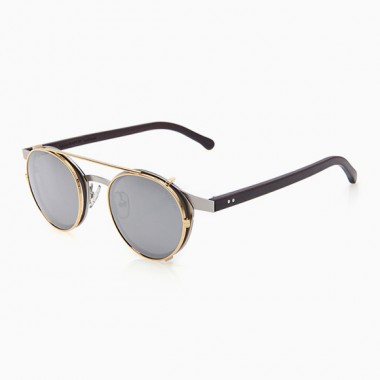 YONA solid silver  & Clip-On g black(m)